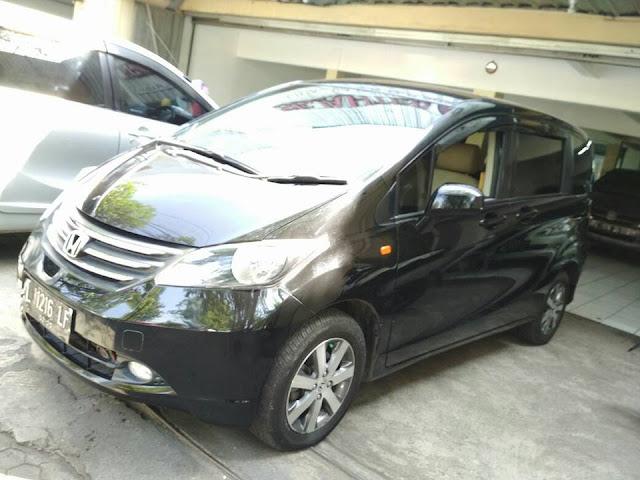 harga Honda Freed PSD tahun 2009  bekas
