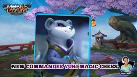 Commander Terbaru Yuki Magic Chess