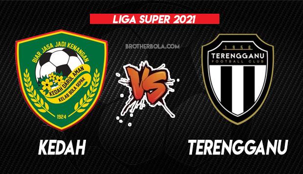 Live Streaming Kedah vs Terengganu Liga Super 9.4.2021