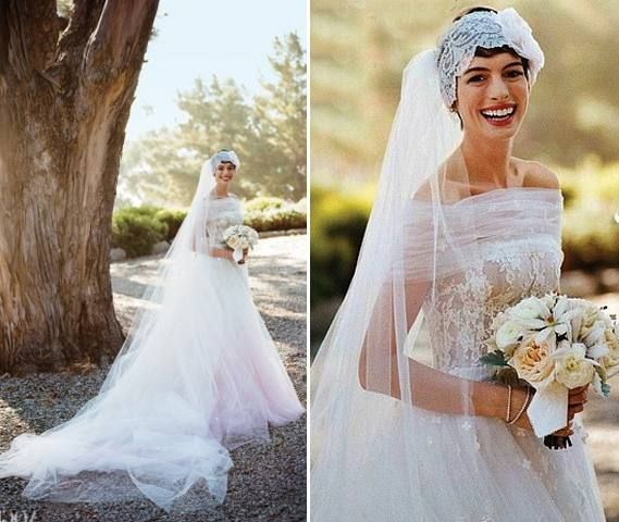 Anne Hathaway Wedding Gown: Dirty Fabulous: How To Rock A 1920's Look