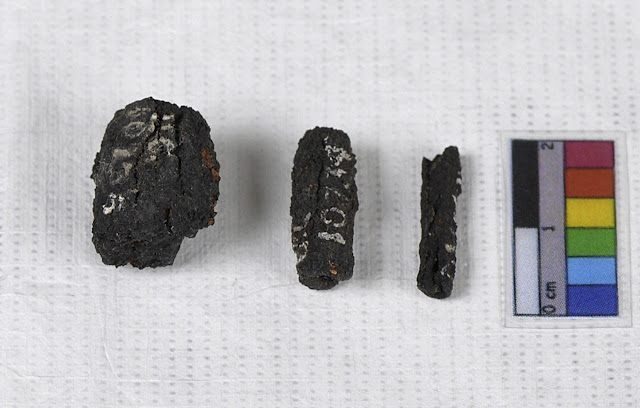 Bronze Age artefacts used meteoric iron