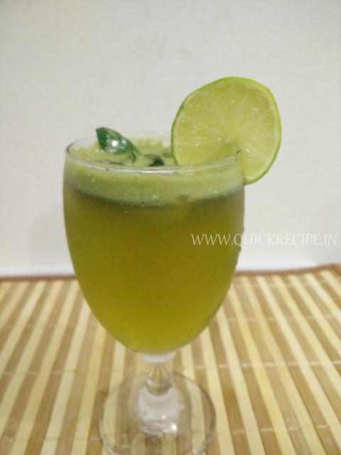 Lemon Mint Cooler / Soother