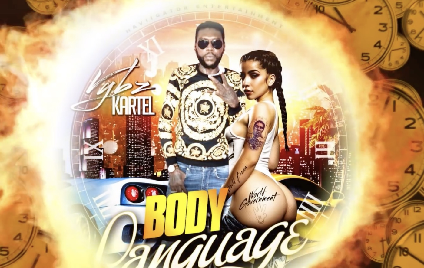 Le son Dancehall de Vybz Kartel - Body Language (2020)