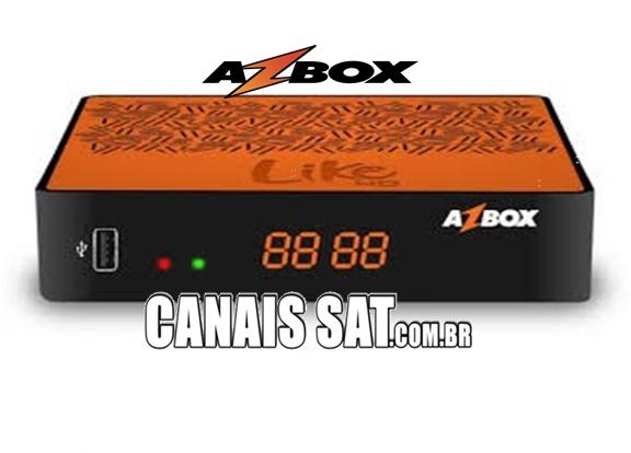 Azbox Like Atualização V1.024 - 10/06/2021