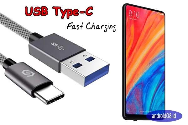 Google Wajibkan USB Type-C PD