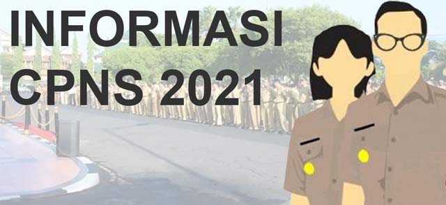 informasi cpns 2021