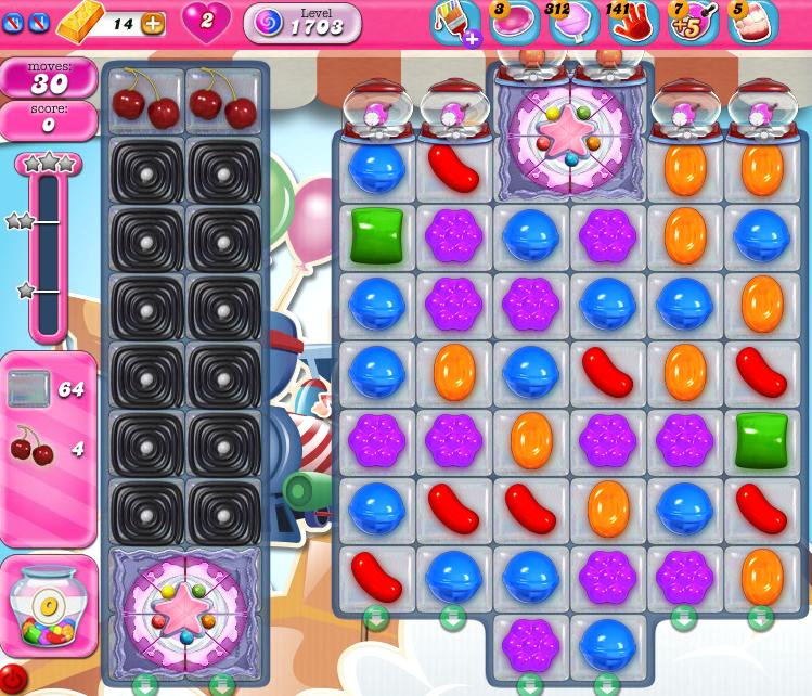 Candy Crush Saga 1703