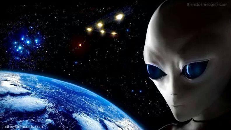 Sexhungrige Aliens dringen in die Erde ein