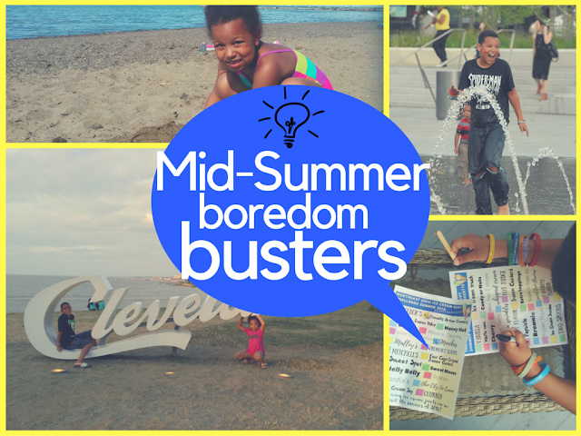 19 Mid-Summer Boredom Busters