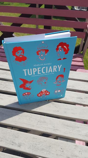 Tupeciary - niezwykły komiks o kobietach.
