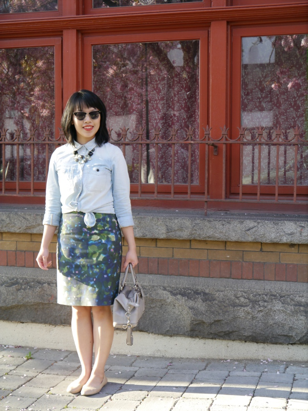 6622c874d9fc9b Latest Outfit: Chambray - Solo Lisa