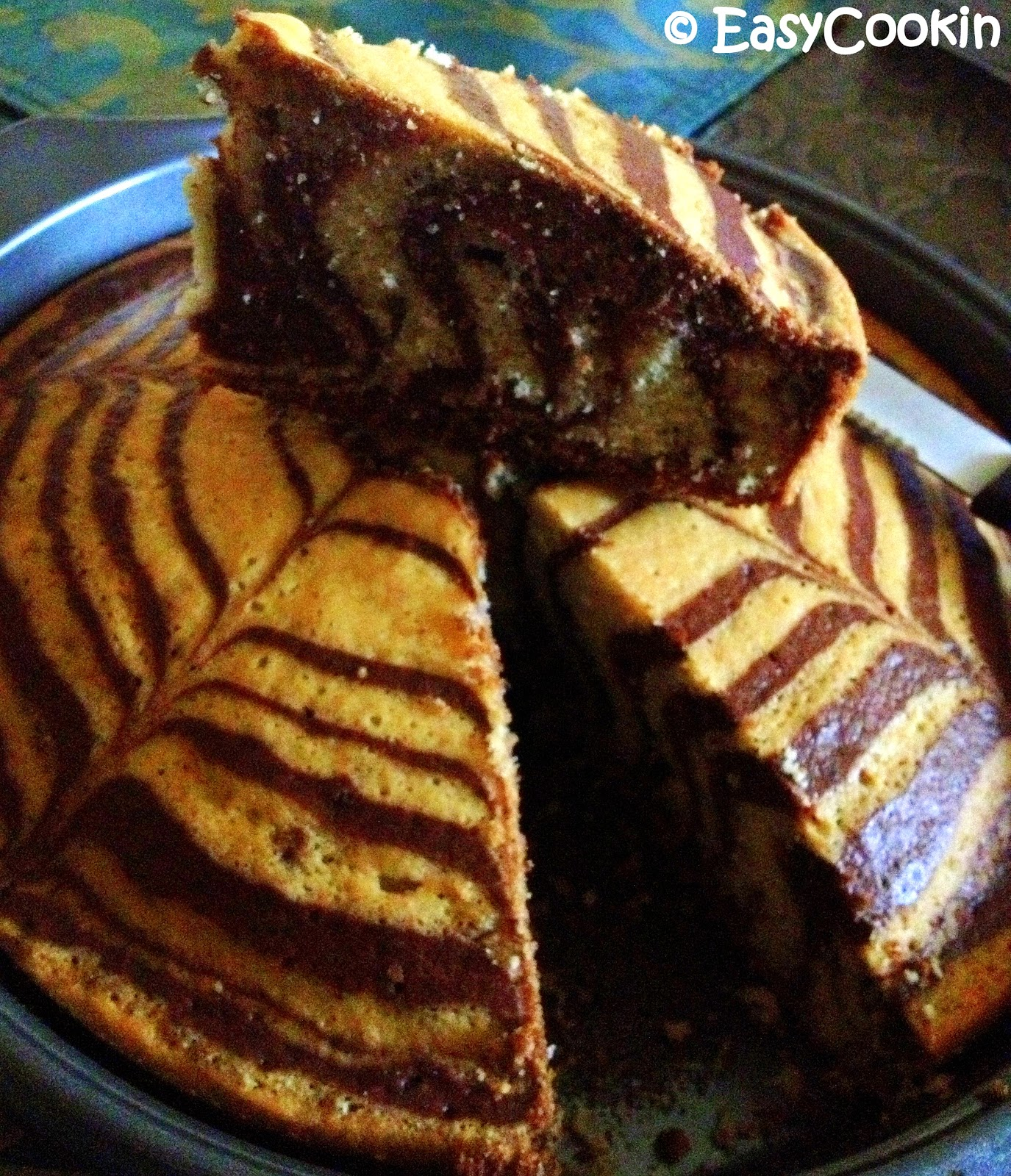 X Moist Marble Cake Recipe With Oil