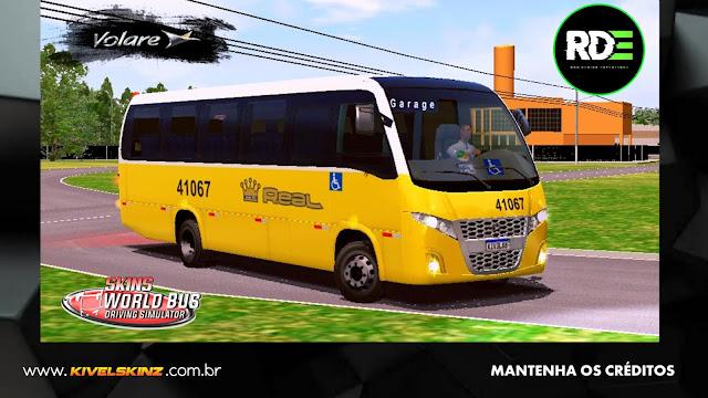 VOLARE W9 FLY - VIAÇÃO REAL AUTO ÔNIBUS