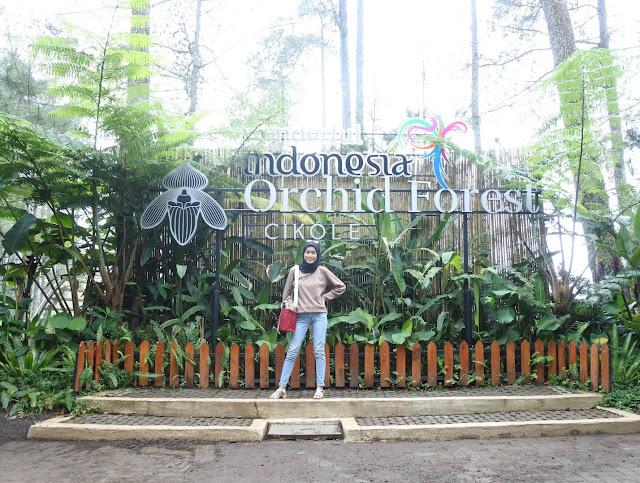 Orchid Forest Cikole Lembang