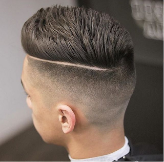 MEN'S NEW HAIRSTYLE