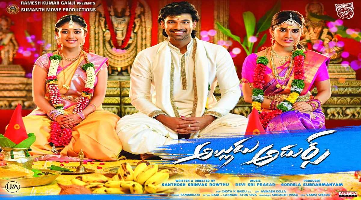 Alludu Adhurs Full Movie Download 123mkv, Tamilrockers, Jio Rockers, Moviesverse