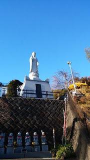 麻生区の西光寺 観音様