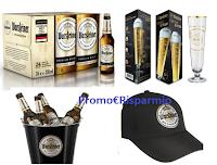 Logo Warsteiner Lovers: richiedi gratis forniture birra e gadget