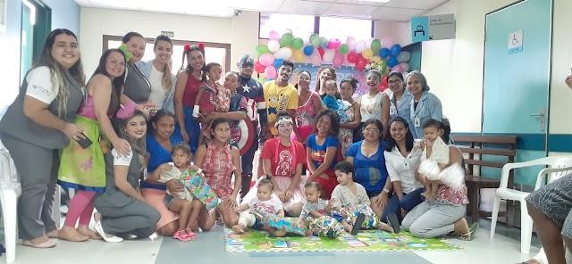 Hospital Regional do Marajó festeja Dia das Crianças com assistência e diversão