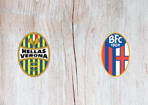 Hellas Verona vs Bologna -Highlights 25 August 2019