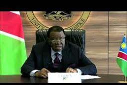 Inilah Pidato Presiden Namibia, Hage Geingob di Debat Umum PBB ke 75