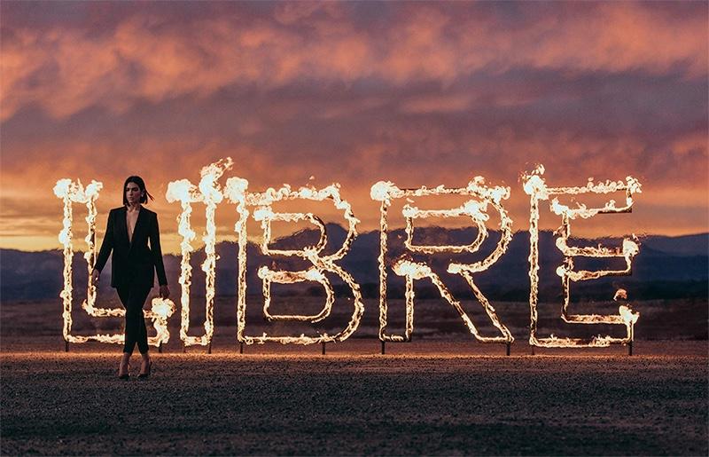 Yves Saint Laurent taps Dua Lipa for Libre perfume campaign