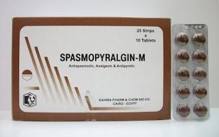 Spasmopyralgin