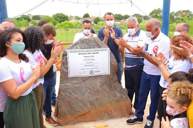 Goiânia ganha 2 novos parques