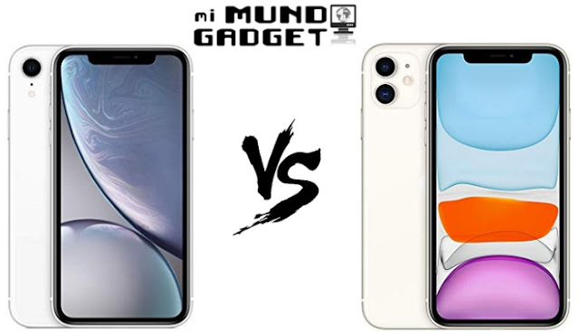 iPhone XR vs iPhone 11: comparativa