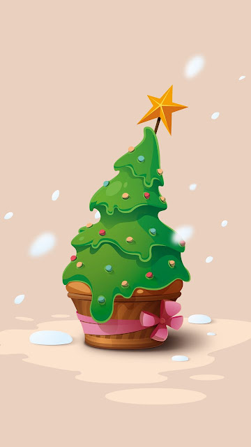 Christmas wallpaper HD for smartphone