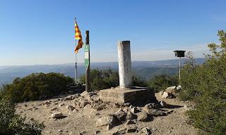 Puig de Sant Miquel (El reptde dels 100 cims)