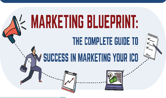 The Complete Guide to Success in Marketing your ICO #infographic