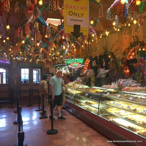 bakery at Mi Tierra Cafe y Panaderia at Market Square in San Antonio, Texas