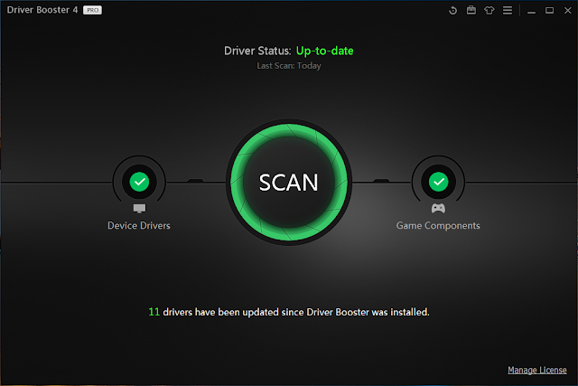 IObit Driver Booster PRO 4 (v4.0.3.322) Multilingual