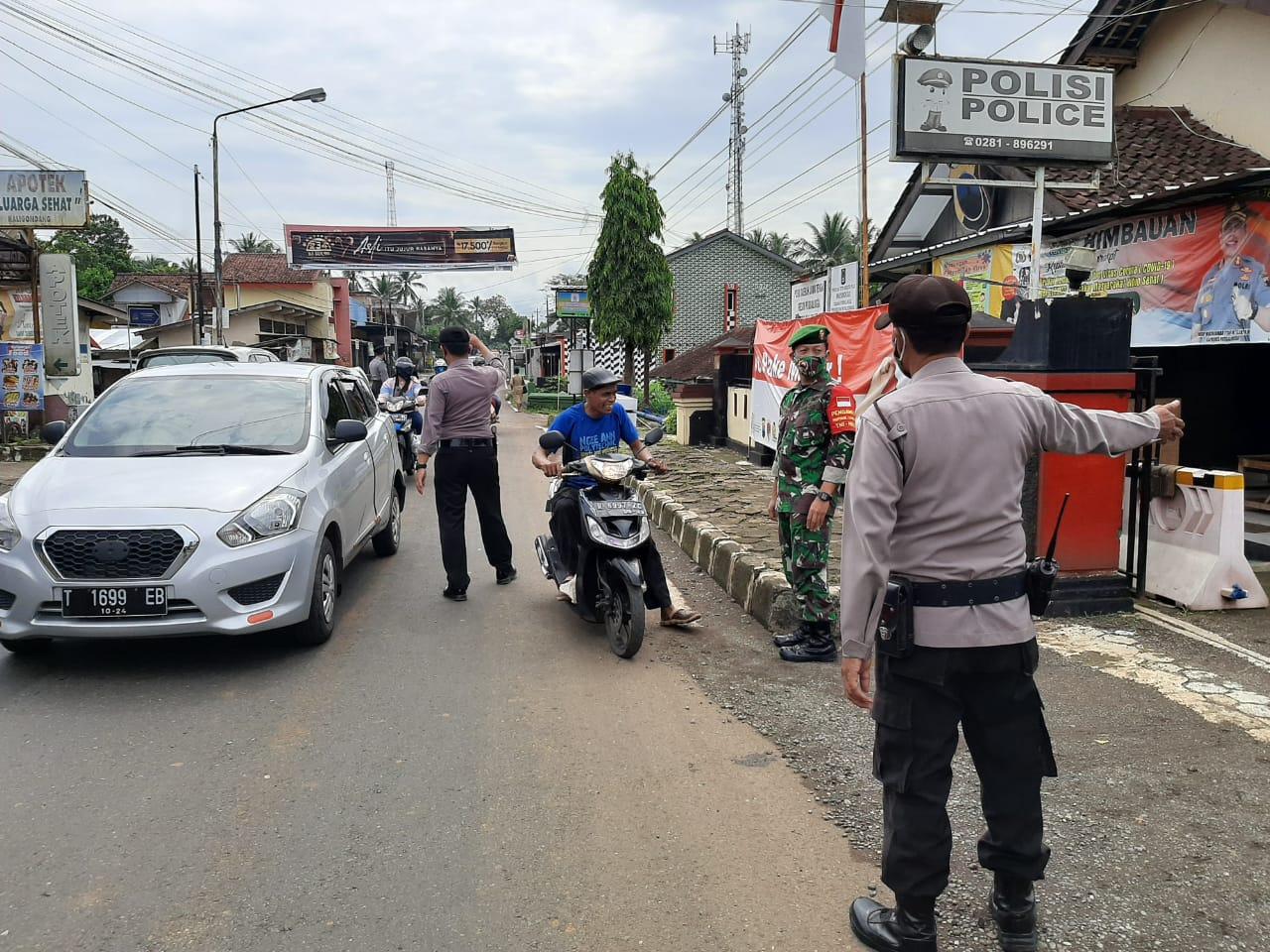 Operasi Yustisi di Purbalingga, Masih Ditemukan Warga Tidak Pakai Masker