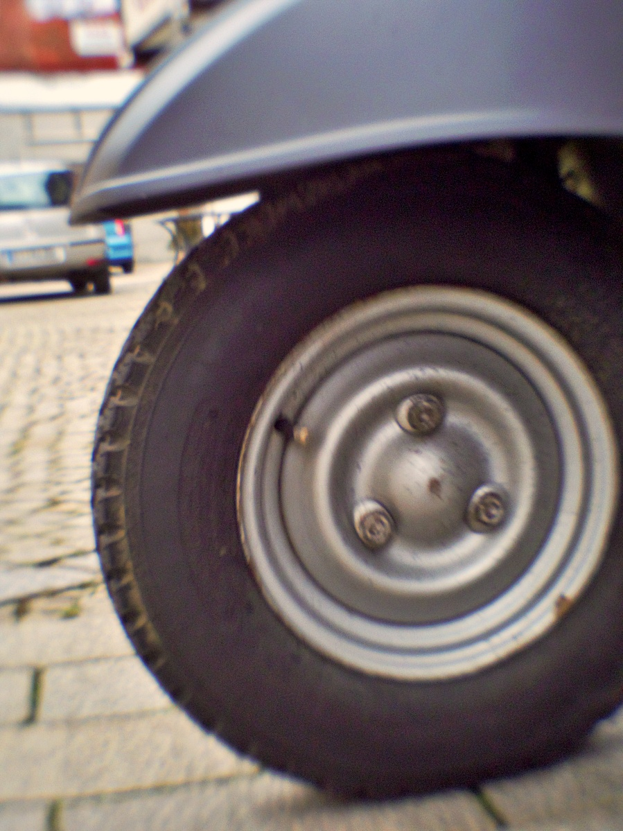 #311 Pentax 07 Mount Shield Lens f9 11.5mm –  Männerdreirad