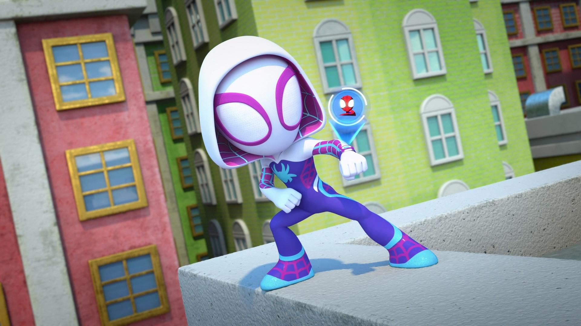 Spidey y sus sorprendentes amigos Temporada 1 (2021) 1080p WEB-DL Latino