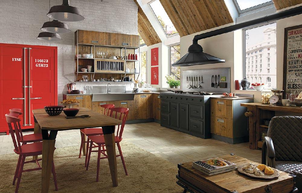 La nuova linea di complementi colorati Marchi Cucine