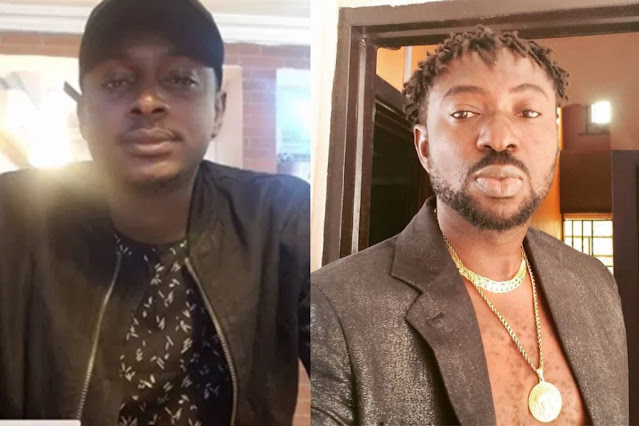 'Tell People How 2face Paid Rent Of Your House For Years' – 2baba's Younger Brother Attacks Blackface