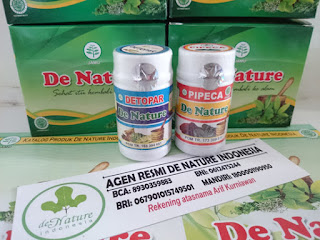 Obat Herbal Detopar & Pipeca