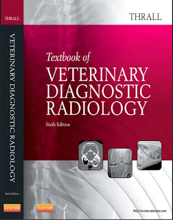 Textbook of Veterinary Diagnostic Radiology 6th Edition