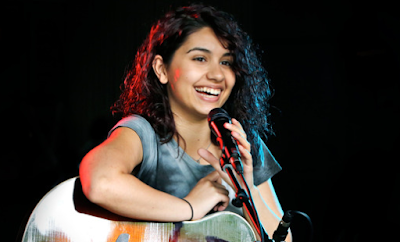 """Lirik Lagu Alessia Cara - Growing Pains"""