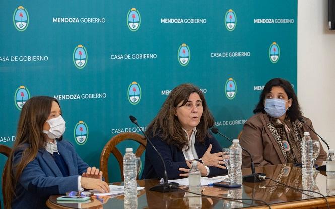 Mendoza abre la campaña de vacunación sin turno