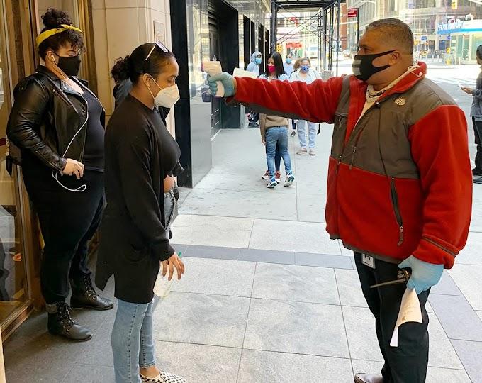 Consulado en NY sirve con citas previas y hace pruebas de COVID - 19 antes de que comunitarios entren al edificio