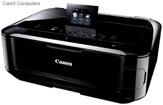 Canon PIXMA MG5340 Driver Download and Manual Setup
