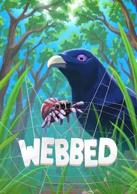 Capa do Webbed