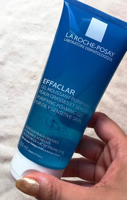 Effaclar et Serozinc de La Roche-Posay