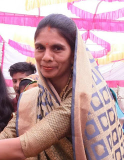 बालीपुर धाम की सक्रिय भक्त राधा हाम्मड़ का निधन
