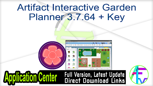 Artifact Interactive Garden Planner 3.7.64 + Key