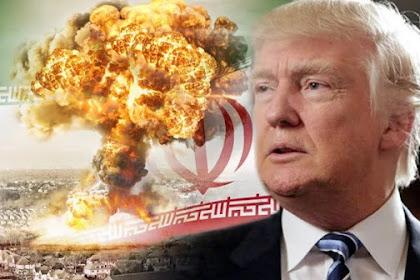 Presiden AS tantang Iran Perang. Bagaimana Proyeksi dan Taktik Amerika Serikat